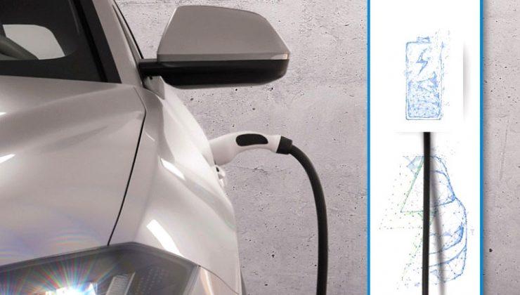 Elektrikli Araç Şarj İstasyonu Kuruldu