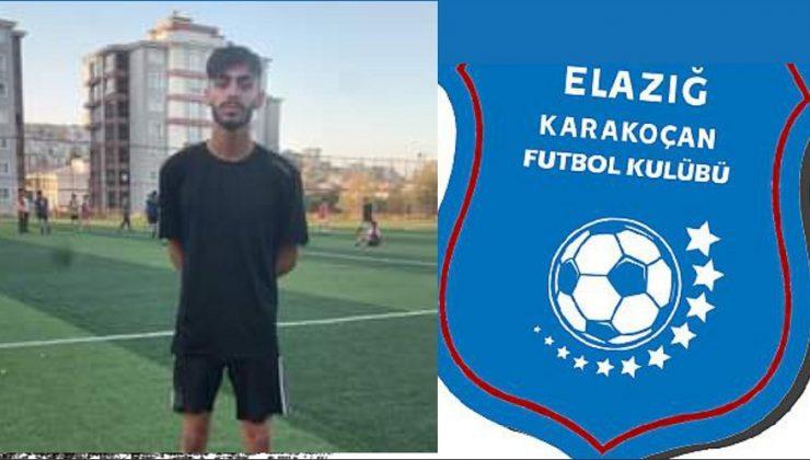 Rıdvan Topal, Elazığ Karakoçan FK'de