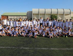 Yaz Futbol Okulu Tamamlandı