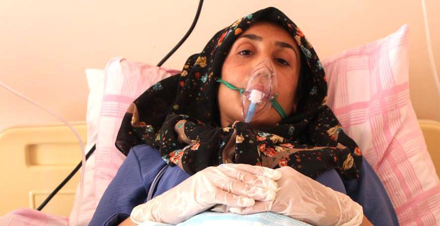 Hamile Kadından Aşı Çağrısı