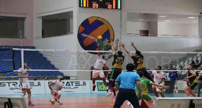 Bingöl Solhan Spor 3-0 Mağlup Oldu
