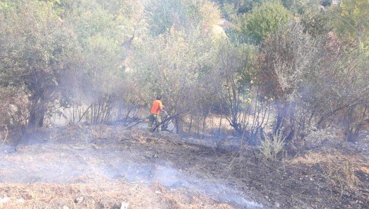 Orman Yangınları Kontrol Altına Alındı